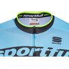 Sportful SC Team Jersey Men black/blue flame/green fluo